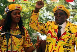 Robert Mugabe traci władze. Przeciwko prezydentowi Zimbabwe wystąpiła jego partia