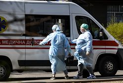 Koronawirus. Ukraina z rekordową liczbą zakażeń. Przybyło też aktywnych przypadków