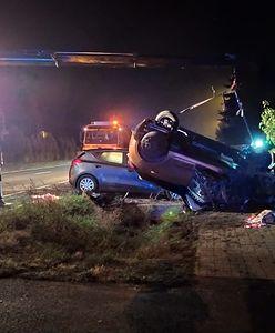 Opatówek. Wypadek na DK12. Osiem osób rannych