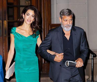 George i Amal są małżeństwem od 2014 r.