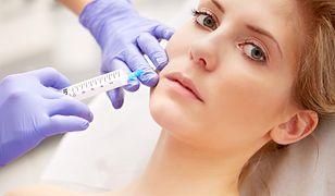 Zabiegi na twarz mogą skutecznie odmłodzić i odżywić skórę twarzy.