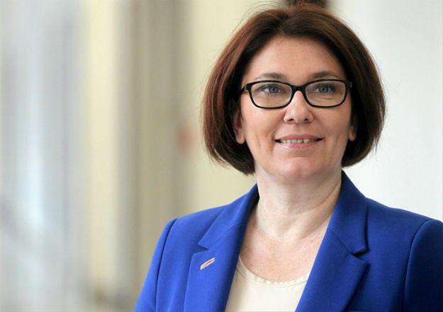 Beata Mazurek o poparciu dla Donalda Tuska: nie stosujemy polityki rewanżu