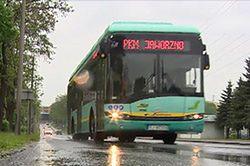 Pierwszy elektryczny autobus w Polsce jeździ w Jaworznie