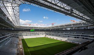 Stadion w Kaliningradzie, na którym będzie rozgrywany rosyjski mundial