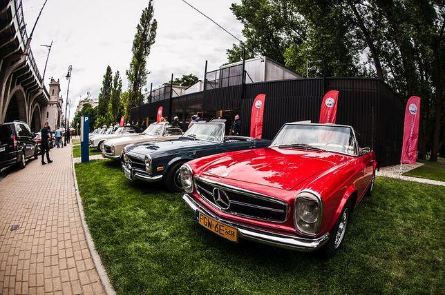 Dzień Klasyków w Stacji Mercedes