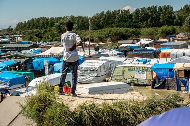 Francja zapowiada likwidację obozu migrantów w Calais