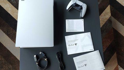 Unboxing PS5. Oto jak prezentuje się konsola Sony