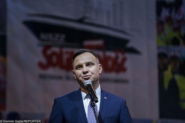 Oceny dotyczącej rządów prezydenta Andrzeja Dudu nie ma prawie co piąty Polak