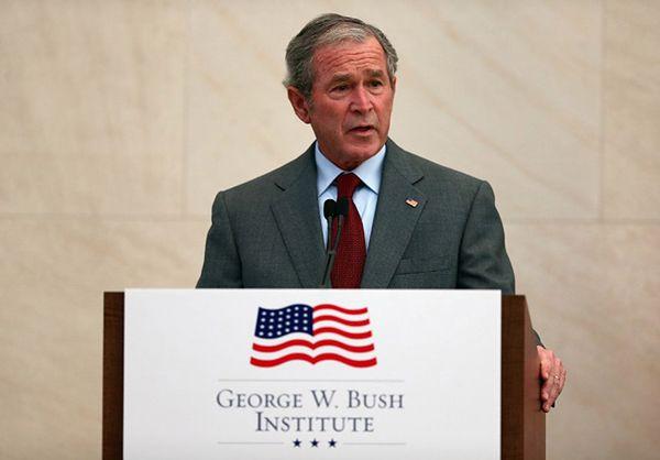 Chciał zabić byłego prezydenta USA. Uzbrojony 44-latek groził atakiem na George'a W. Busha