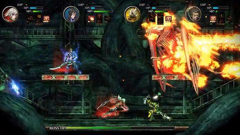 Necromachina - staroszkolny szał ciał na 4 graczy