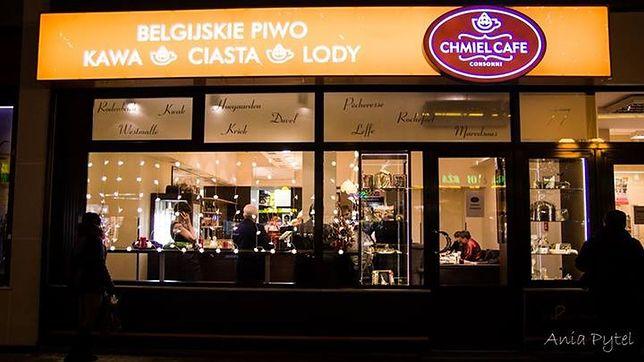Nowe miejsce: Chmiel Cafe