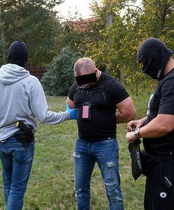Warszawa. Policja rozbiła gang narkotykowy