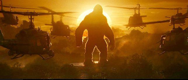 """""""Kong: Wyspa Czaszki"""": potwory takie jak my [RECENZJA]"""
