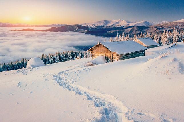 Zimą Austria zmienia się w raj dla narciarzy