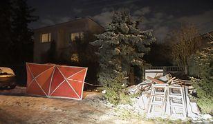 Łódź. Makabryczne odkrycie w zawalonym domu