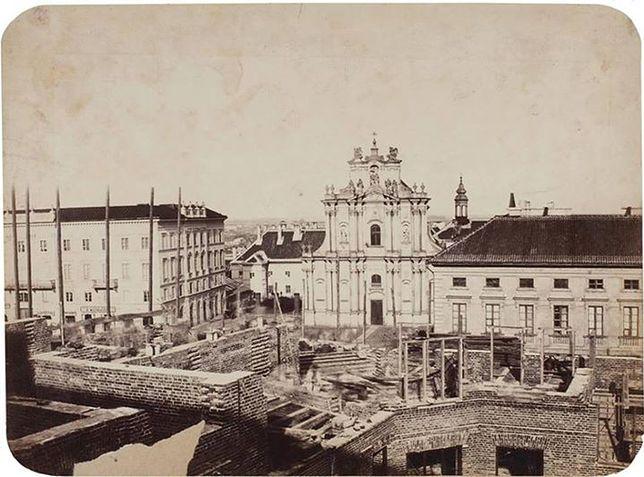 Pierwsi fotografowie Warszawy. Beyer, Brandel, Fajans (WYSTAWA)