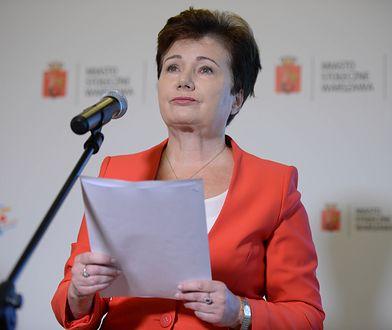 Prezydent stolicy skomentowała słowa Jakiego