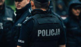 Policja wciąż szuka sprawców brawurowego rozboju w Jankach pod Warszawą