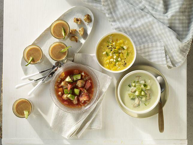 Chłodnik warzywny - najlepsza zupa na lato
