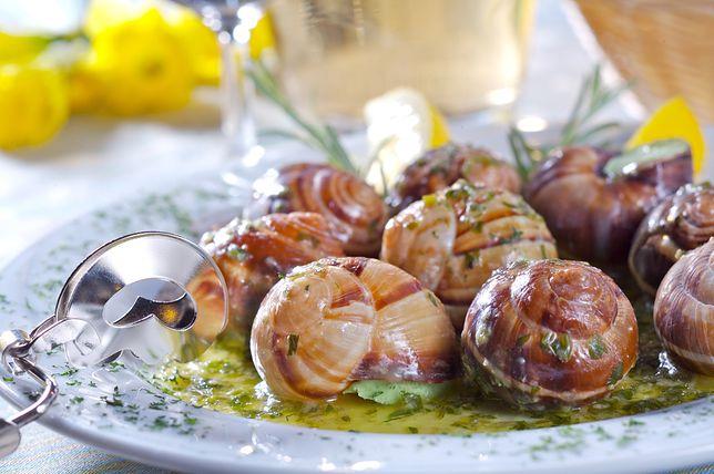Ślimaki można wykorzystać w kuchni na wiele sposobów
