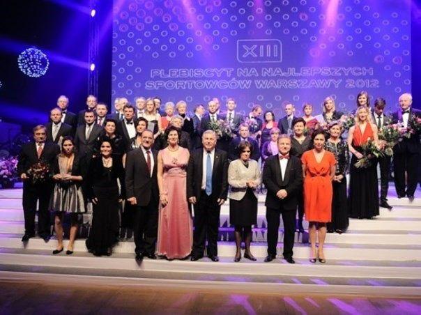 Można zgłaszać kandydatów do tytułu najlepszego sportowca Warszawy
