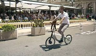 JIVR Bike: elektryczny rower z Mielca