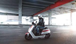 Elektryczne skutery do miasta