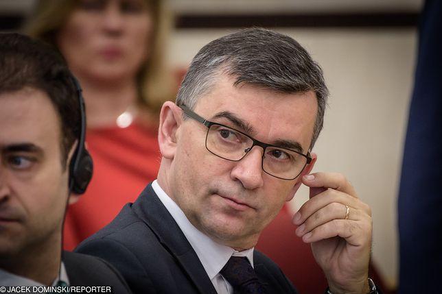 Andrzej Przyłębski zirytował Niemców krytykując ich politykę wobec Polski