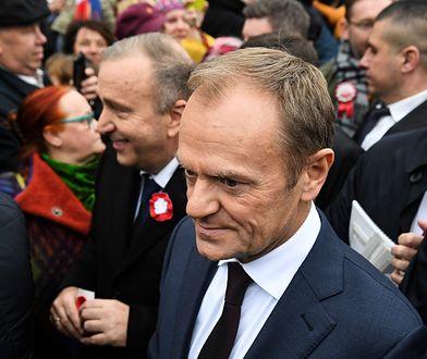 Donald Tusk chce ograniczyć Grzegorza Schetynę