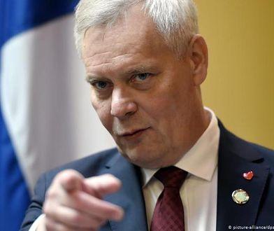 Premier Finlandii Antti Rinne stawia ambitne cele przed prezydencją tego kraju w Radzie UE