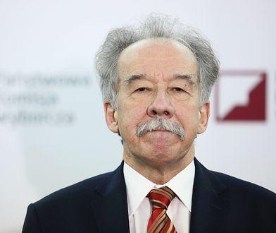 Były przewodniczący PKW Wojciech Hermeliński
