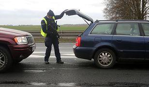 Po ogłoszeniu procedury Child Alert w poszukiwania zaangażowano policjantów w całej Polsce