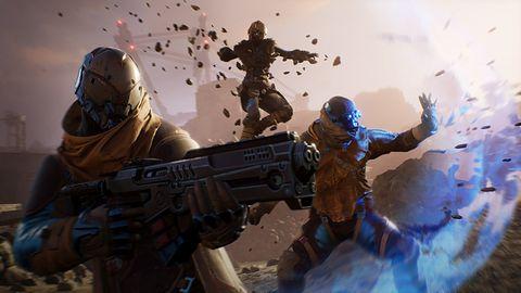 Outriders. Demo na PC, PlayStation i Xboksa. Hype się w końcu podkręca