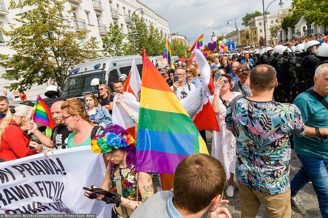 Marsz Równości w Białymstoku (zdj. arch.)