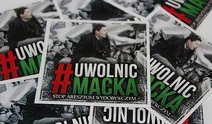 Maciek Dobrowolski wciąż za kratami bez wyroku. Sąd po raz kolejny przedłużył areszt kibicowi Legii