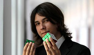 Mistrz kostki Rubika