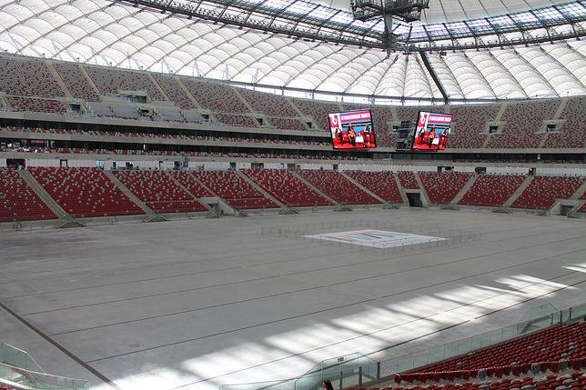 Dziś rusza lodowisko na Stadionie Narodowym!