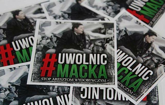 Maciek Dobrowolski opuści areszt!