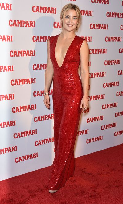 Kate Hudson - Lady in Red
