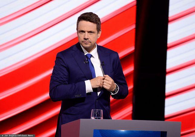 """Michał Karnowski o Rafale Trzaskowskim podczas debaty: """"Pokazał złą twarz"""""""
