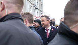 Nysa. Sąd chce przesłuchać prezydenta Andrzeja Dudę. Chodzi o groźby