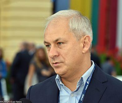 Grzegorz Napieralski - były szef Sojuszu Lewicy Demokratycznej