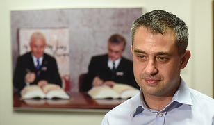 Krzysztof Gawkowski: PO postanowiła ze swoich list wyborczych robić polityczny śmietnik