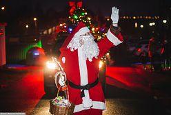 Mikołaj odwiedził dom opieki. Później zmarło 18 podopiecznych