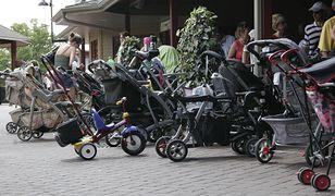 Więcej niż co trzecia partia skontrolowanych wózków nie spełniała norm.
