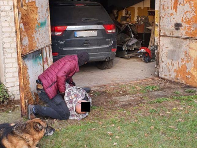 Policja odnalazła samochody warte 1,1 mln zł