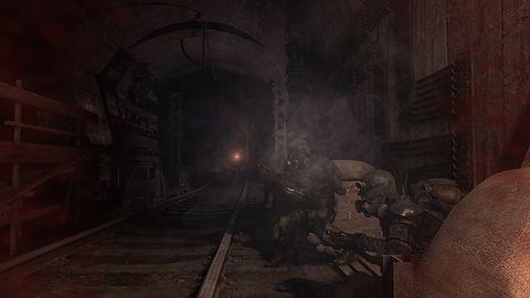 Metro 2033 nie będzie miało jednego zakończenia