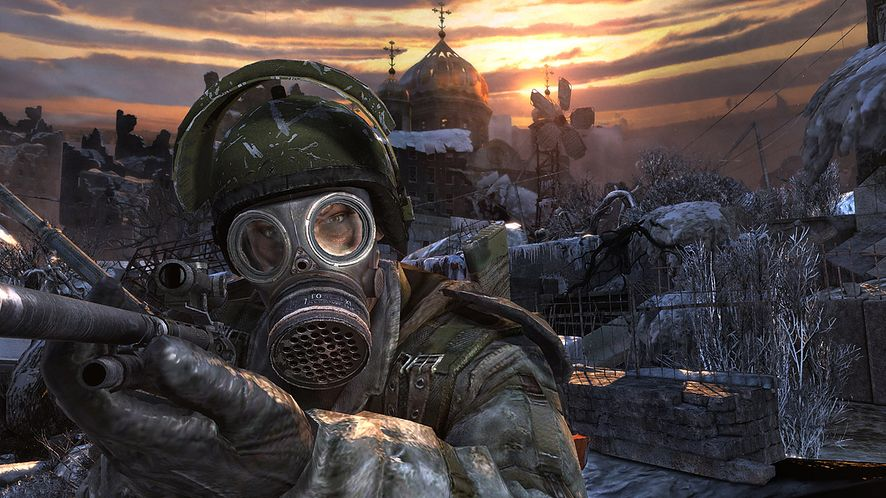 Głuchowski: Nie chciałem zrobić kolejnego Call of Duty
