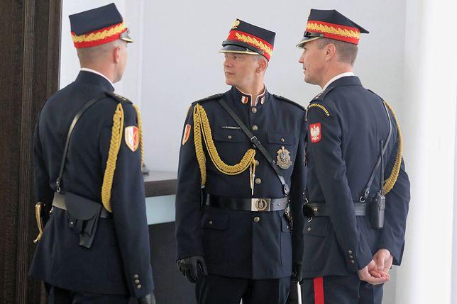 Dodatkowe środki bezpieczeństwa w Sejmie. Decyzja Straży Marszałkowskiej i policji