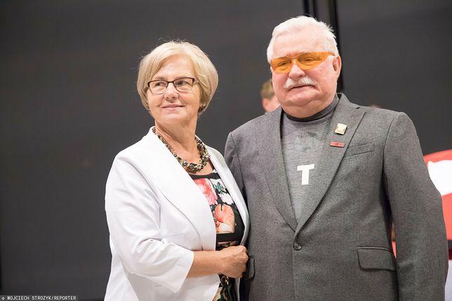 """Danuta Wałęsa nie gryzła się w język. """"Ludzie PiSu i ludzie Rydzyka to są ludzie zakłamani"""""""